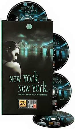 Compact Disc Club - New York New York (4CD)