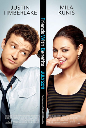 Секс по дружбе / Friends with Benefits (2011/DVDRip/1.37)