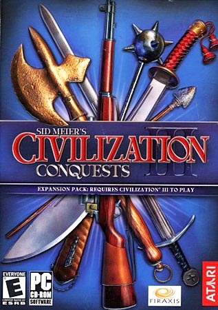 Civilization III: Conquests + Rise and Ruse (PC/RUS)