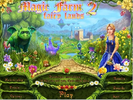 Magic Farm 2: Fairy Lands / Ферма Айрис 2. Магический турнир (2011/RUS/ENG)