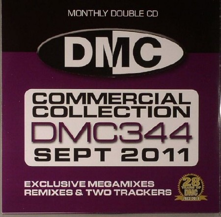 VA - DMC Commercial Collection 344: August (2011)