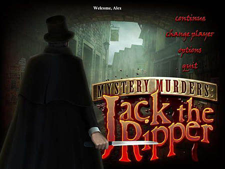 Mystery Murders: Jack The Ripper (PC/2011)
