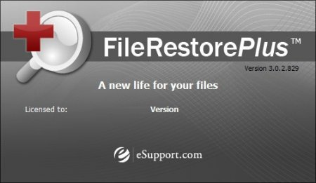 FileRestorePlus 3.0.2 Build 829
