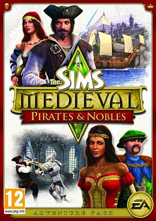 The Sims Medieval: Pirates and Nobles 2.0.113 (2011/RePack Catalyst.RU)