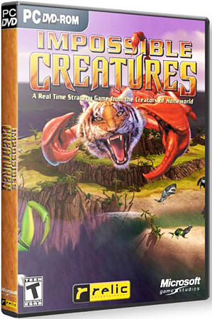 Impossible Creatures + Insect Invasion (PC/RePack Catalyst/RU)
