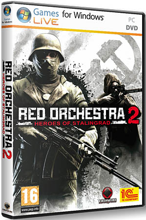 Red Orchestra 2: Heroes Of Stalingrad (PC/2011)