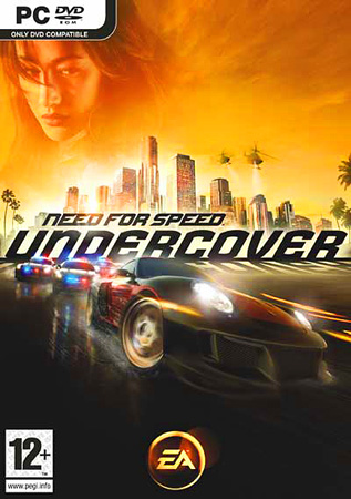 Need for Speed: Undercover 1.17 (PC/RePack Lunch/RU)