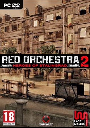 Red Orchestra 2: Heroes Of Stalingrad (PC/2011/RePack Пираты)