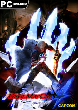 Devil May Cry 4 (2008/RUS/ENG/RePack)