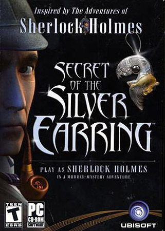 The Case of the Silver Earring (PC/RUS)