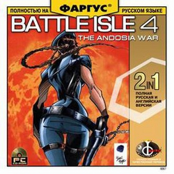 Battle Isle: The Andosia War (2000/Rus/Eng/Фаргус)
