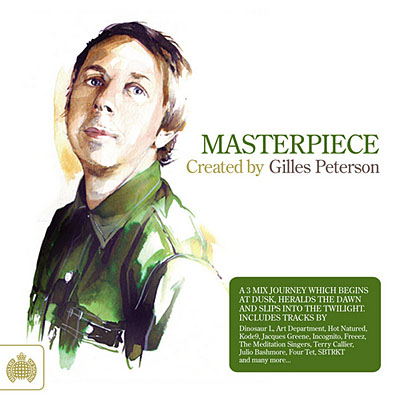 Masterpiece - Created By Gilles Peterson (2011)