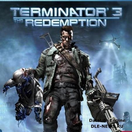 Terminator 3 War of the Machines / Терминатор 3. Война машин (2006/RUS/ENG/RiP)