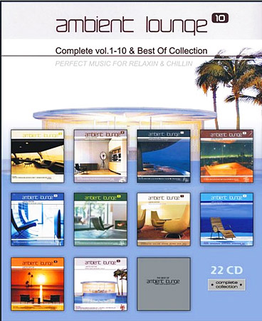 Ambient Lounge (Complete Collection) 24CD