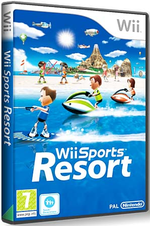 Wii Sports Resort (PAL/MULTI5/Scrubbed)