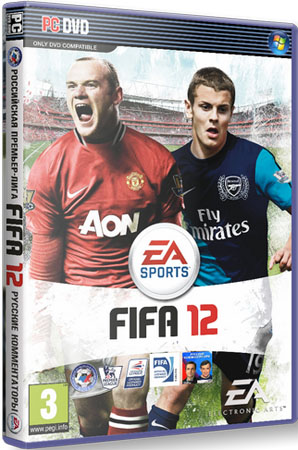 FIFA 12 (PC/2011/RePack UltraISO/FULL RUS)