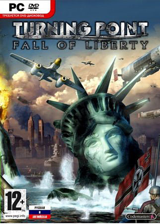 Turning Point: Fall of Liberty (PC/RePack ReCoding/RU)