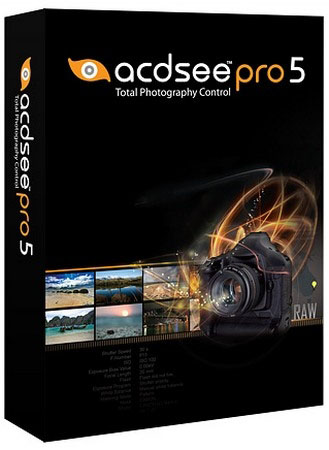 ACDSee Pro 5 Build 110 (Ru Portable)