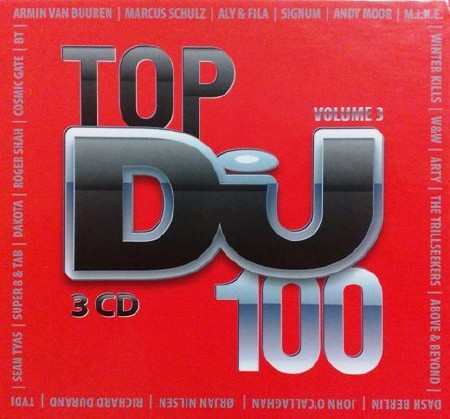 DJ Top 100 Vol.3 (2011)