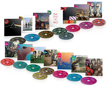 Pink Floyd (Пинк Флойд) - Studio Album Box Set (Discovery Edition) 16CD