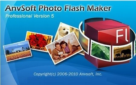 AnvSoft Photo Flash Maker Pro v5.39 + Rus