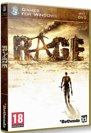 RAGE (SP Only/Rip cdman)