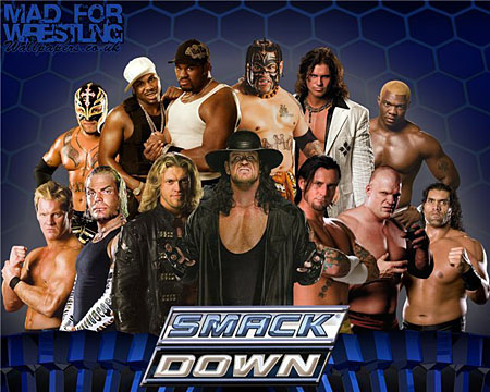 WWE Friday Night Smackdown 07.10.2011 русская версия (2011/HDTVRip)