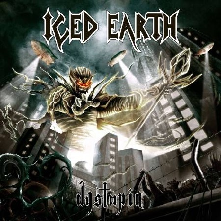 Iced Earth - Dystopia [Special Edition] (2011)
