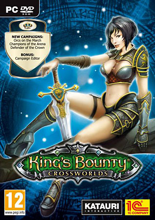 King's Bounty: Armored Princess v1.2 (RePack a1chem1st/RUS)