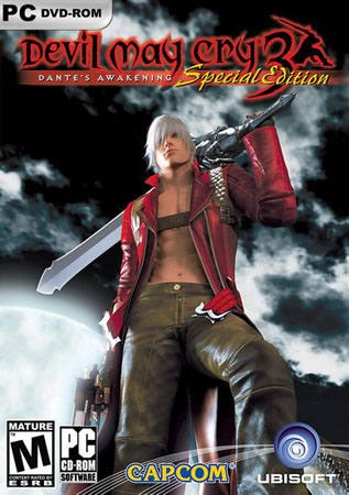 Devil May Cry 3: Dante's Awakening Special Edition 1.3 (PC/RePack Механики/RU)