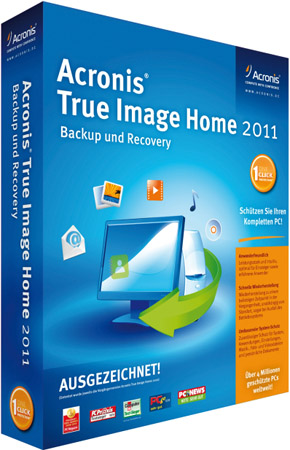Acronis True Image Home 2011 14.0.0 Build 6868 Final + Plus Pack + BootCD + Addons