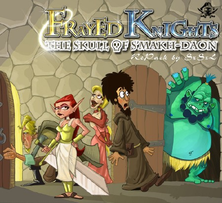 Frayed Knights: The Skull of S'makh-Daon v1.04 (2011/ENG/RePack)