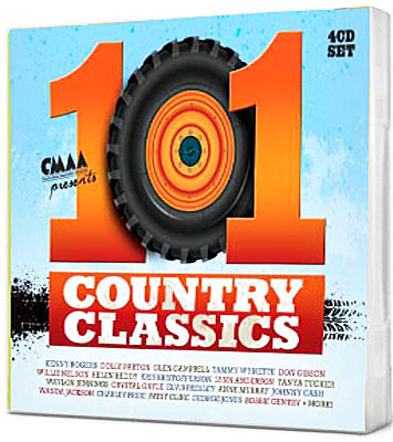 101 Country Classics (4CD) (2011)