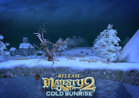 Majesty 2 Cold Sunrise / Majesty 2 Холодный рассвет 1.1 (2011/RUS)