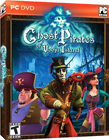 Ghost Pirates of Vooju Island (PC/RUS)