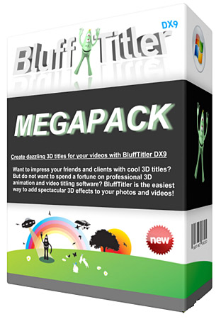 BluffTitler DX9 iTV v 8.3.1.0 MegaPack + Portable (2011)