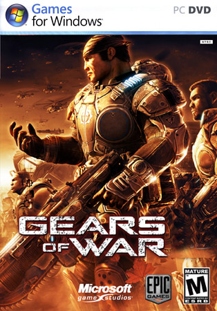 Gears of War v.1.3 (PC/2011/RePack Механики)