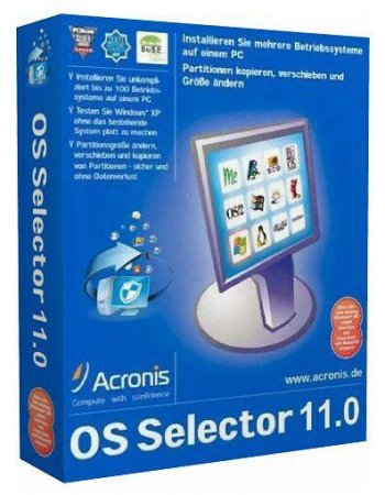 Acronis OS Selector 11.0 build 3 024 ML/Rus