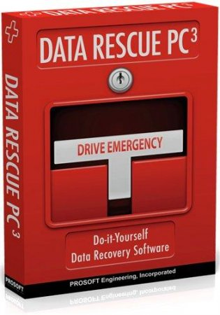 Prosoft Data Rescue PC3 v3.2.2 Boot CD