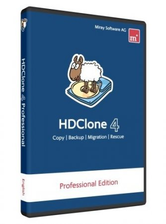 Miray HDClone Professional Edition v4.0.7