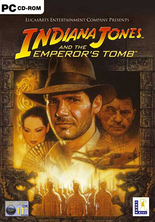 Indiana Jones and the Emperor's Tomb (PC/Repack Slow Gamer/RU)