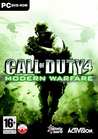 Call of Duty 4: Modern Warfare v1.7 (RePack Механики/RUS)