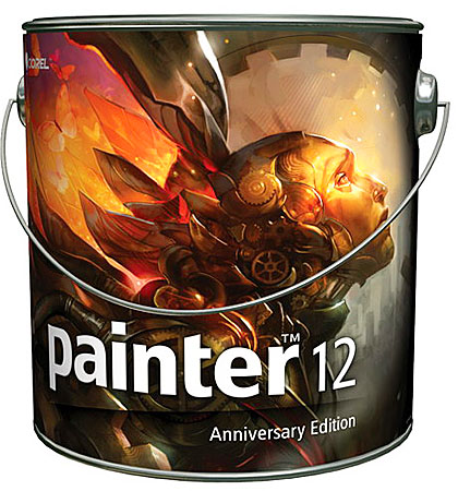 Corel Painter 12.0.1.727 (2011)