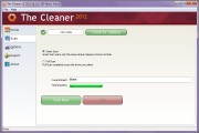 The Cleaner 2012 8.1.0.1109 + Portable (2011/ML/RUS)