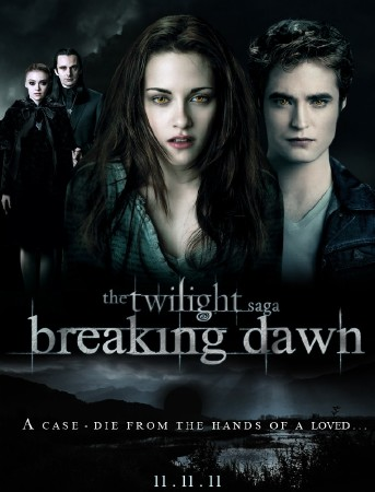 Сумерки. Сага. Рассвет: Часть 1 / The Twilight Saga: Breaking Dawn - Part 1 (2011/TS)