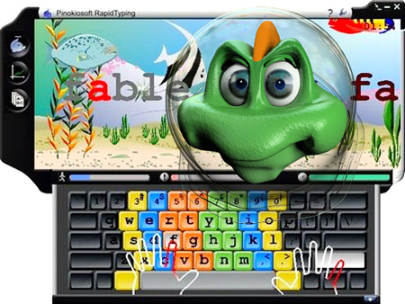 Rapid Typing Tutor 4.3 + Portable (Multi/Русский)