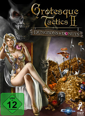 Grotesque Tactics 2: Dungeons & Donuts (PC/2011/ENG)
