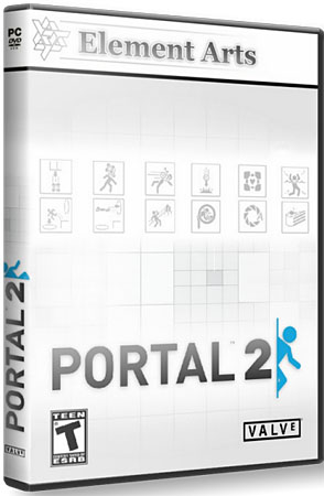 Portal 2 (RePack Element Arts)