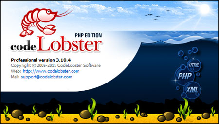CodeLobster PHP Edition Pro 3.10.4 (Multi/Ru)