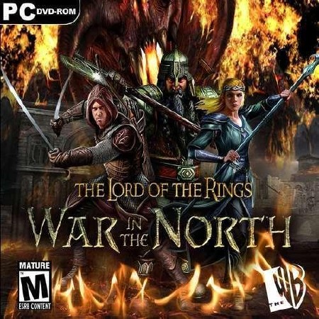 Властелин Колец:Война на Севере / Lord of the Rings: War in the North (2011/RUS/ENG/Repack by Fenix)